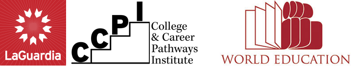 CCPI/LAGCC and WEI logos